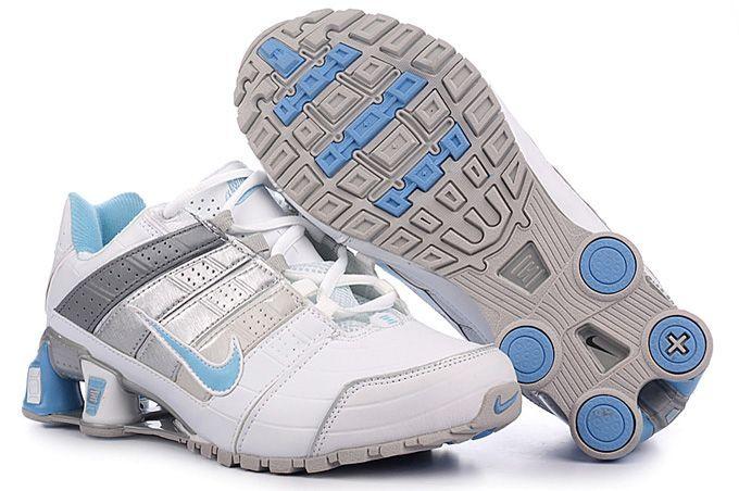 Buy Women's Nike Shox NZ Shoes White/Grey/Dark Grey/Light Blue Copuon Code  from Reliable Women's Nike Shox NZ Shoes White/Grey/Dark Grey/Light Blue  Copuon ...