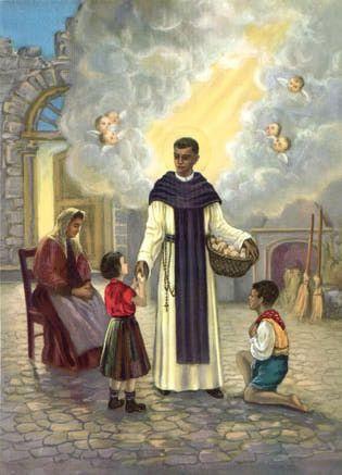 San Martín de Porres: Oración de San Martín de Porres