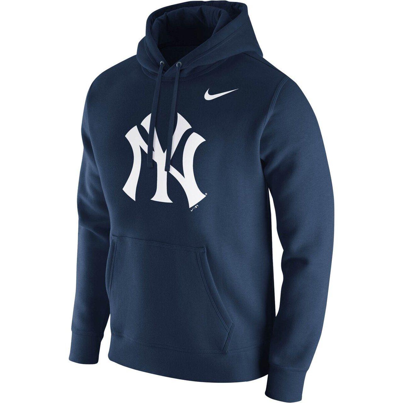 Official New York Yankees Hoodie New York Yankees Apparel Hoodies Men New York Yankees [ 1024 x 1024 Pixel ]