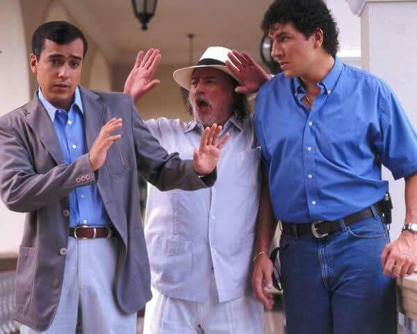 El Cachaco, El tio Vicente y El Gorila