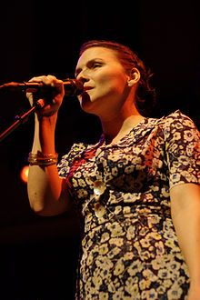 Emiliana Torrini - The voice you will hear singing in MY heaven.