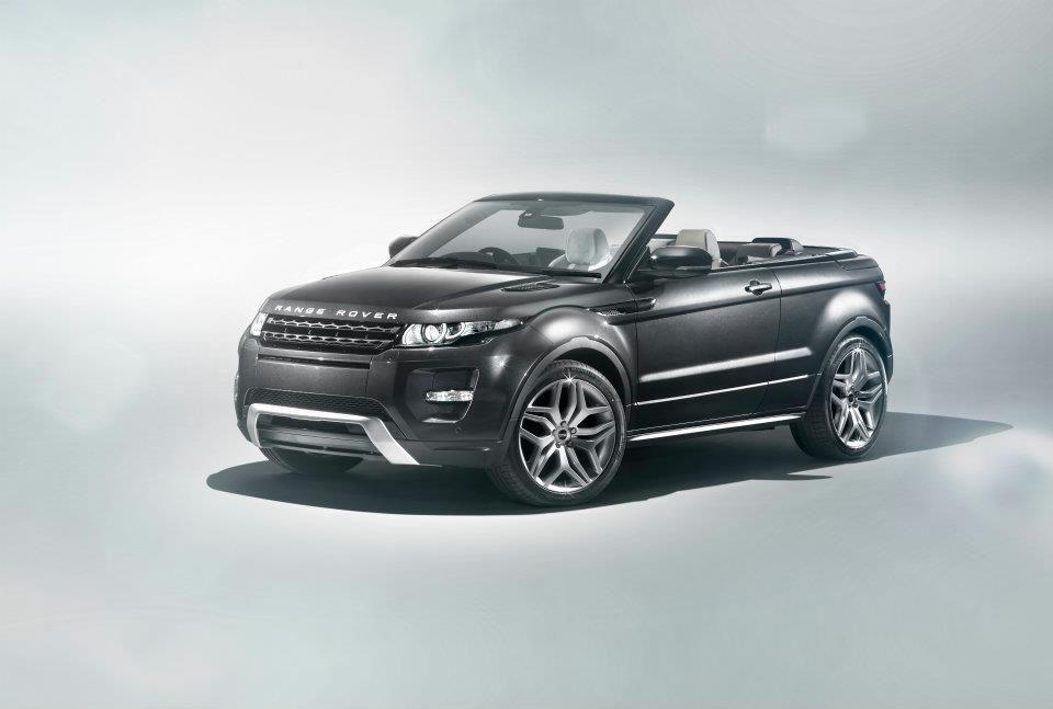 Range Rover Evoque Convertible Concept Rangeroverevoque Landrover With Images Range Rover Evoque Convertible Range Rover Convertible Range Rover Evoque
