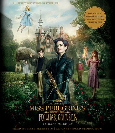 Miss Peregrine S Home For Peculiar Children Movie Tie In Edition