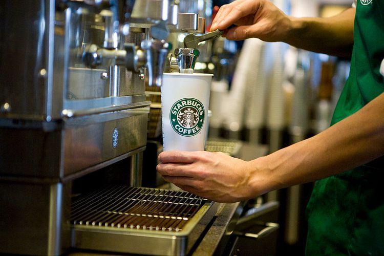 How much caffeine is in your starbucks drink best