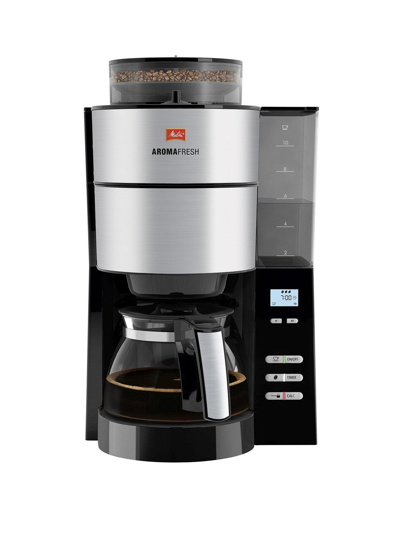 Melitta Melitta Aromafresh Grind And Brew Filter Coffee