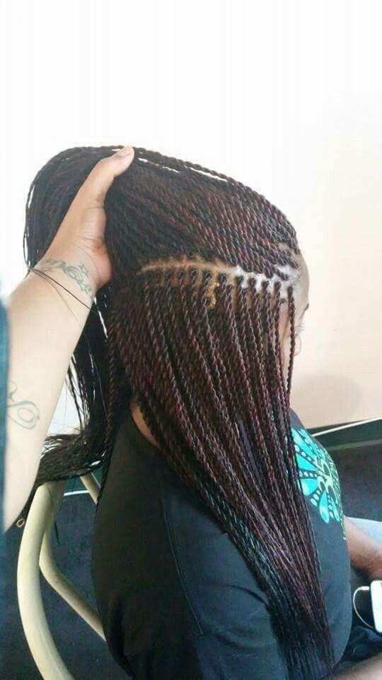Pretty Senegalese Twist Hairstyles Twist Hairstyles