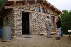 maison bois cord 233 search cord wood construction ballots de paille