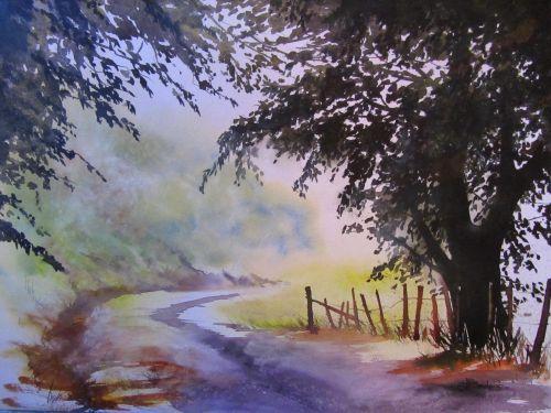 Http Isabellefournierperdrix Blog4ever Com Blog Peinture Paysage