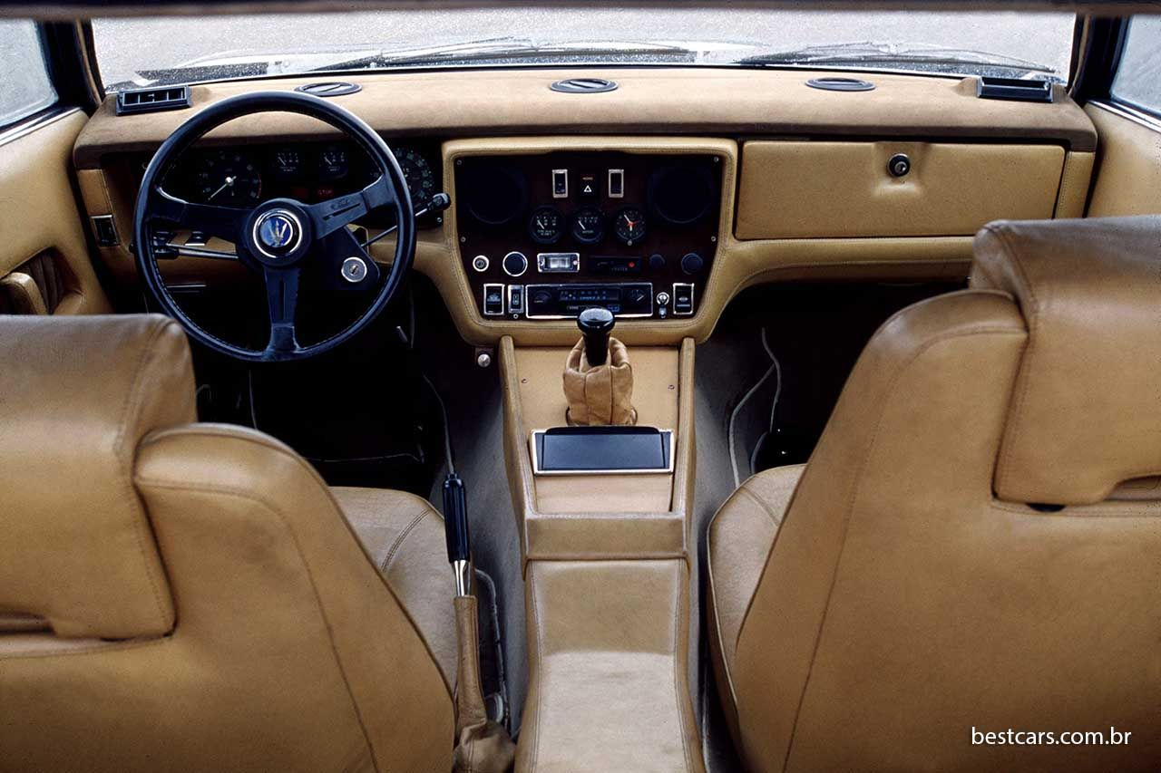 Maserati, 100 anos: relembre modelos de destaque | Best Cars