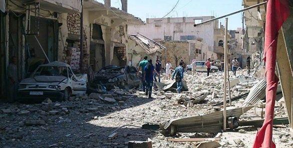Siria ataca al Estado Islámico; 25 muertos