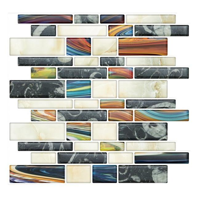 Specification Single Piece Package Theme Pattern Pattern 3d Sticker Material Plastic Brand Name Yiyasu Classification For T Wall Tiles Mosaic Tiles Tiles