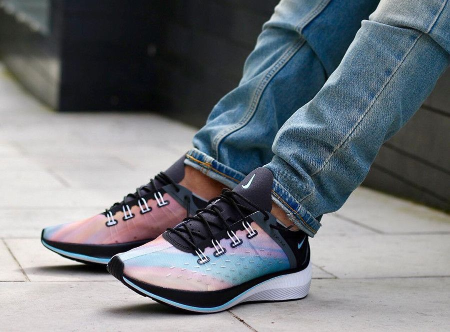 chaussure Nike EXP X14 Sunset Multicolor ( BQ6972 001