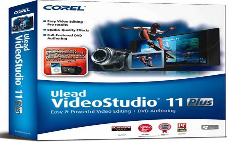 download ulead video studio 11 for windows 10
