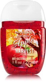 Suncrisp Apple Harvest Pocketbac Sanitizing Hand Gel Soap