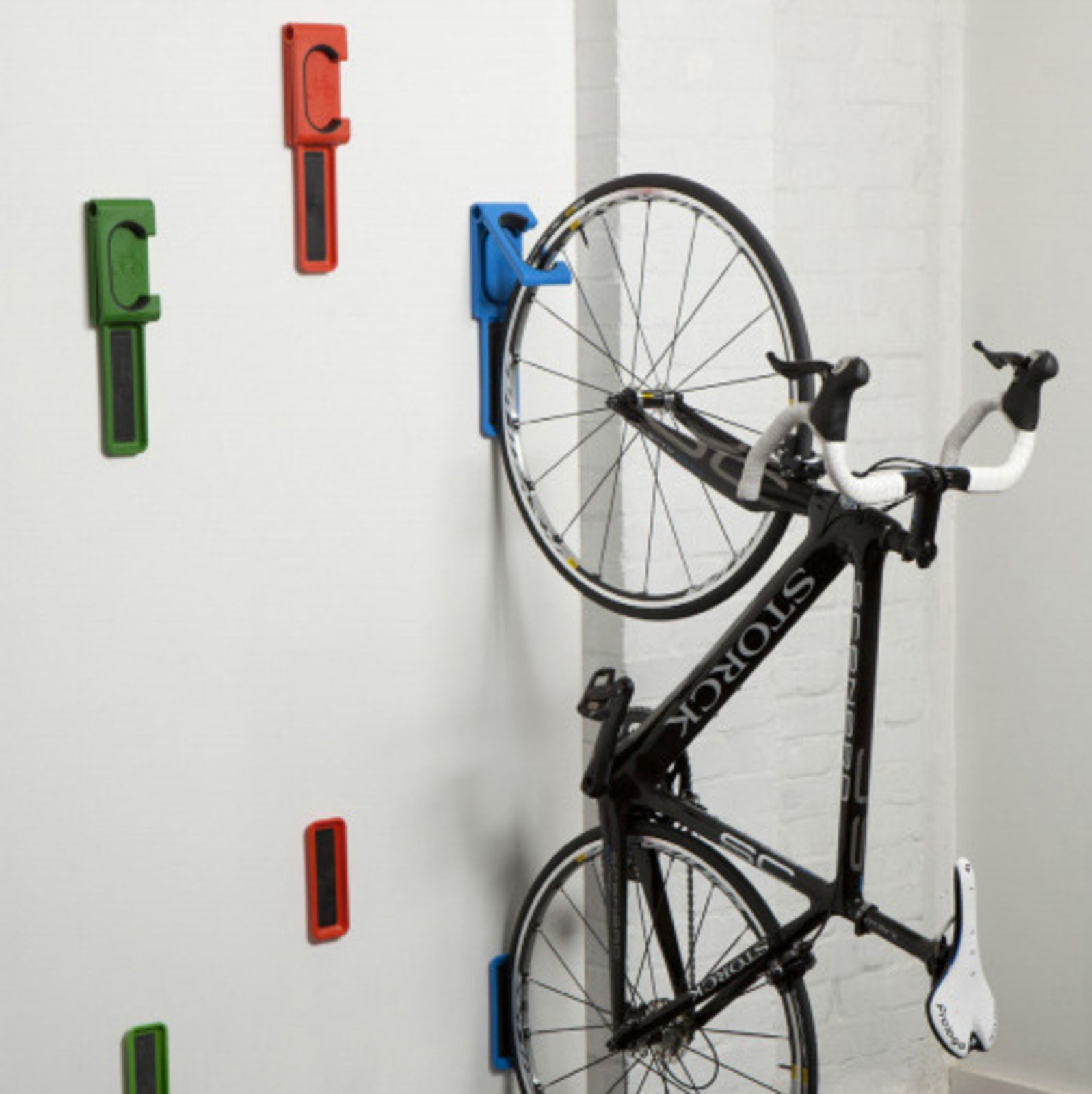 Cyclocs Endo Wall Mount Bicycle Hanger Cycling Retail and Storage