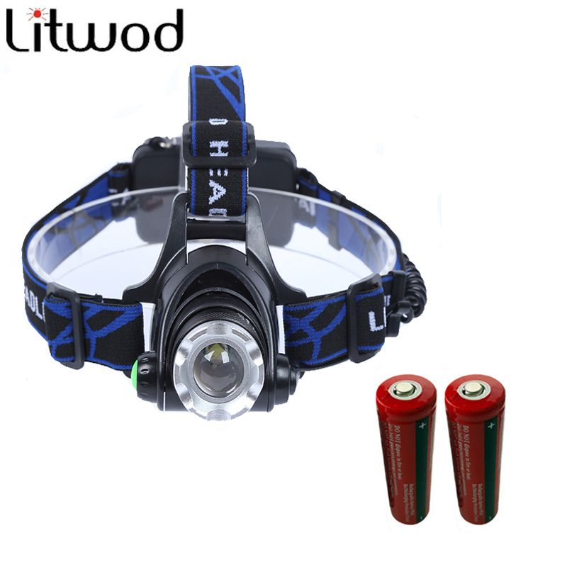 Z30 Hot Sale Xm L T6 Led Head Lamp Led Headlight 18650 Head Lights