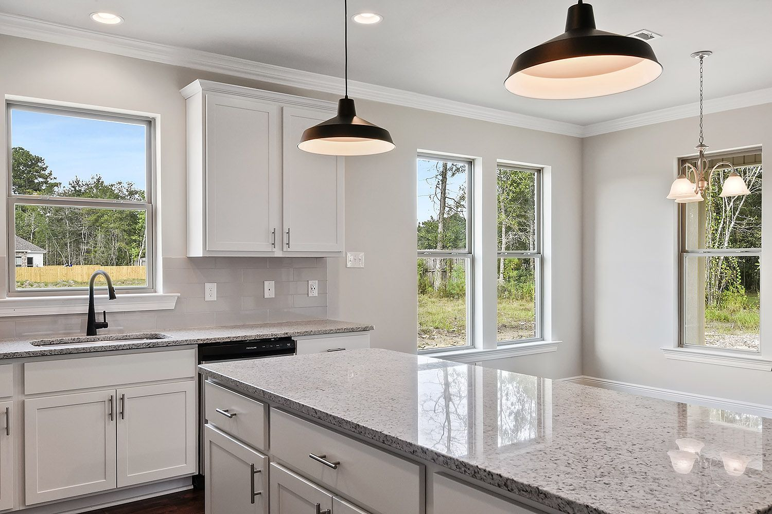 Introducing Our Newly Designed Oakwood Floorplan Floor Plans Design White Kitchen Cabinets