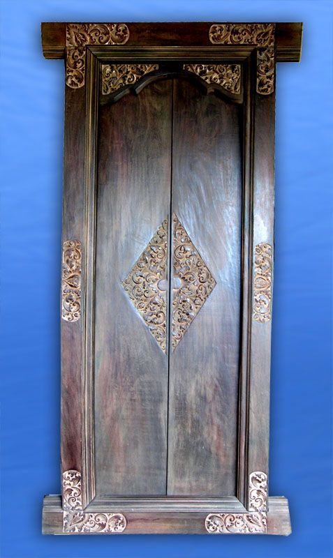 Image detail for -Bali: Balinese Doors -- Handcarved traditional Bali style wooden & Image detail for -Bali: Balinese Doors -- Handcarved traditional ... Pezcame.Com