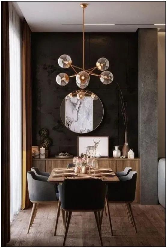 135 Amazing Farmhouse Dining Room Decorating Ideas 2019 2020 84