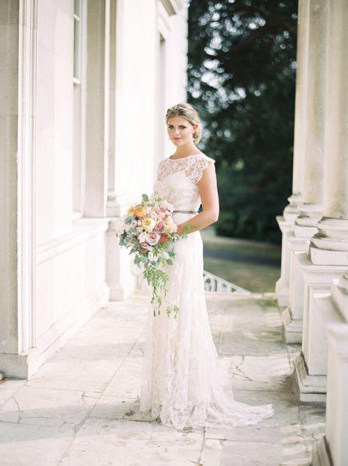 Historic wedding inspiration for a Georgian London Venue | Lace ...