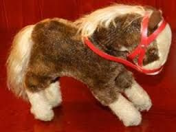 Resultado de imagen de steiff vintage horse