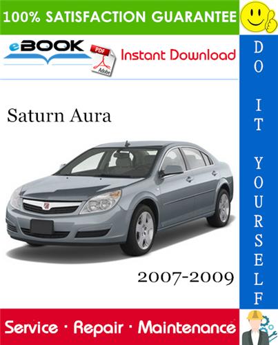 Saturn Aura Service Repair Manual 2007 2009 Download Repair Manuals Repair Toyota Corolla