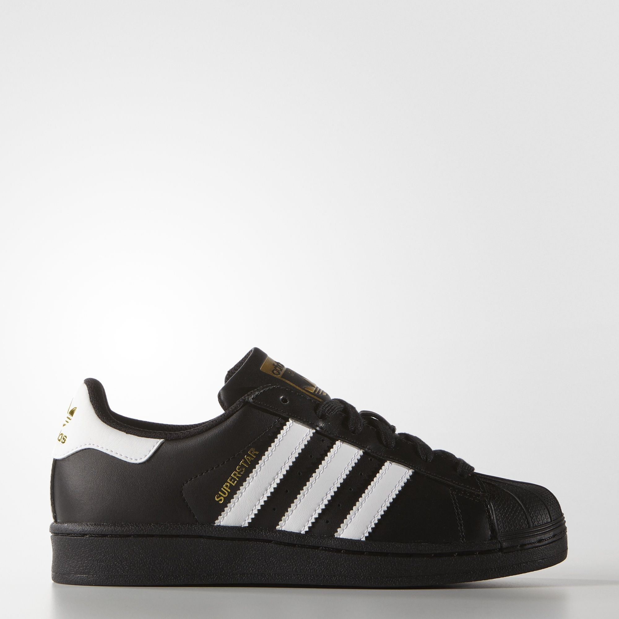 adidas - Zapatillas Originals SUPERSTAR FOUNDATION Niños