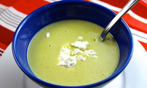 Photo of Quick & easy roasted poblano chile cream soup is the ultimate comfort food… #C…