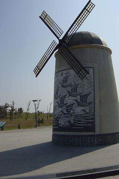 Dongshih fishing port