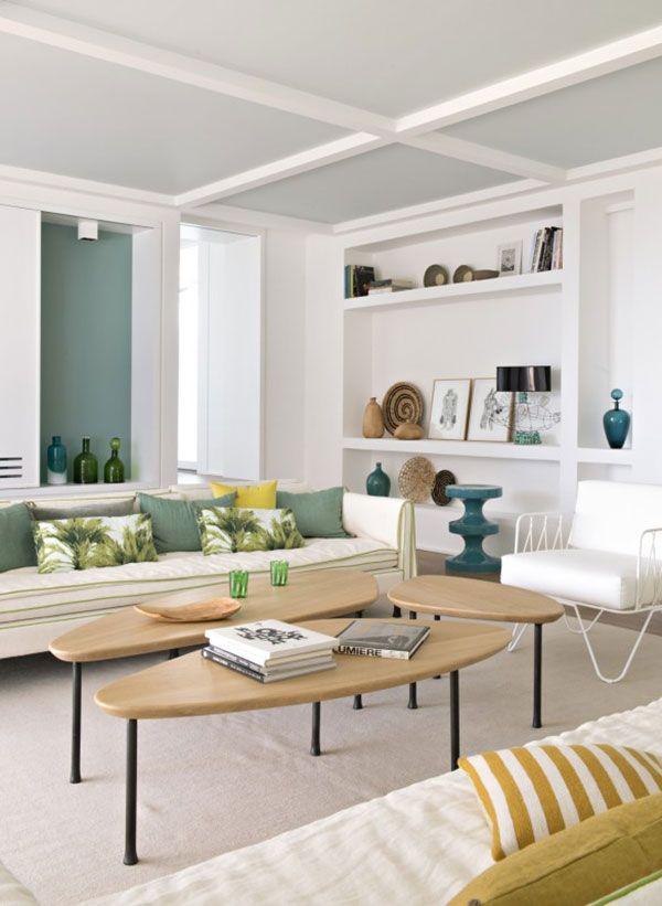 Une maison en corse aux couleurs de la m diterran e travel interior design house colors - Maison de la mediterranee ...