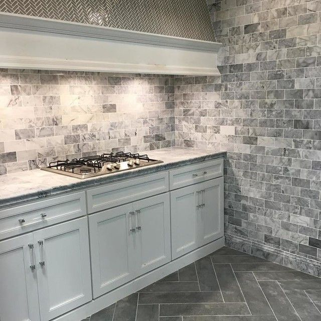 Bandung Gris Acid Washed Marble Amalfi 12 X 12 In Thetileshop