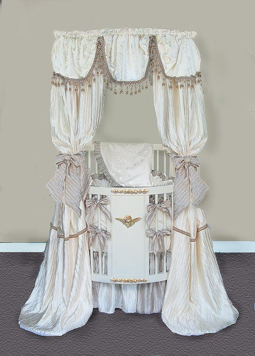 Elegant Baby Boy Nursery: Complete The Fairytale In Your Nursery With This Elegant