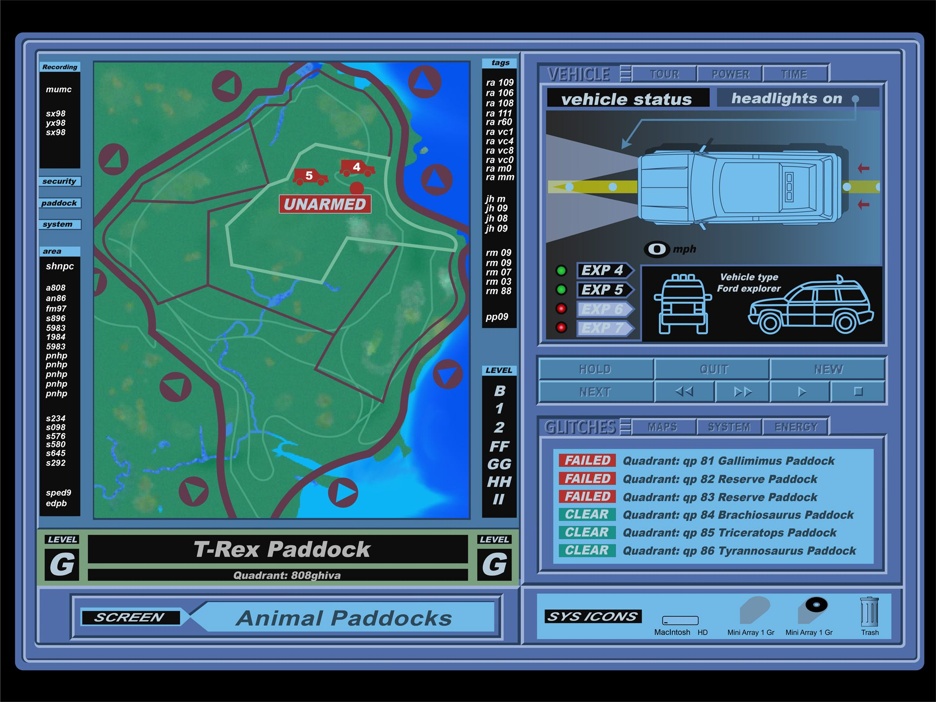 Screencap From Jurassic Park Computer Screen Inspo Jurassic Park Jurassic Park World Jurassic Park Party