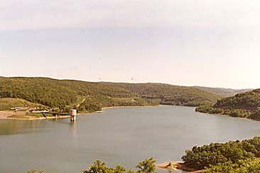Jennings Randolph Lake Waffle Rock Keyser To Discover