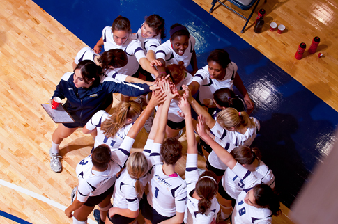 Emory Women S Volleyball Team Ranked 4th In The Nation Volleybal