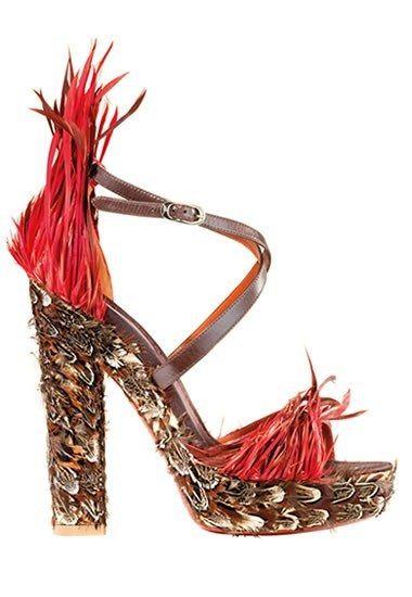Sandales Santoni