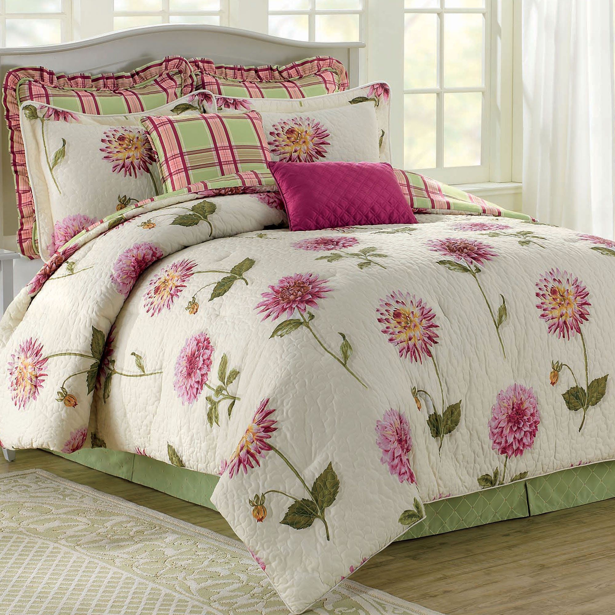 a red white full comforters set floral queen womens bedspreads pink of sheets bed black bedding green cal and size purple clearance oversized comforter sets king california in bag
