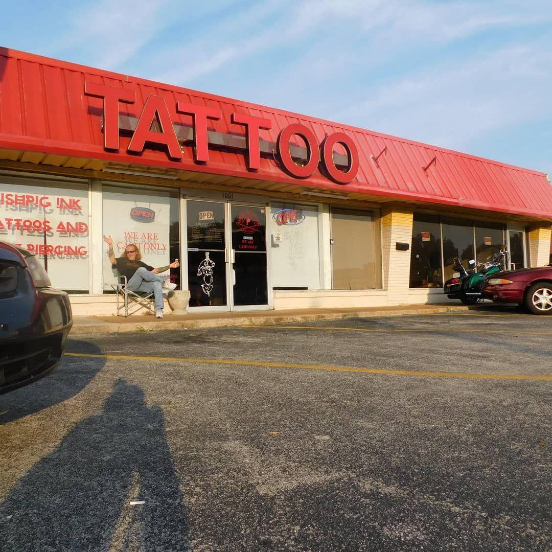 Tattoo shops in muscle shoals al