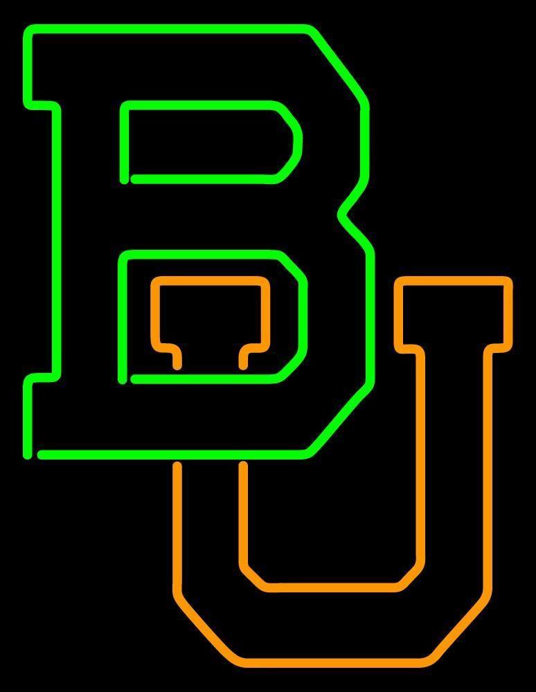 Baylor Bears Team Handmade Art Neon Sign in 2020 | Neon