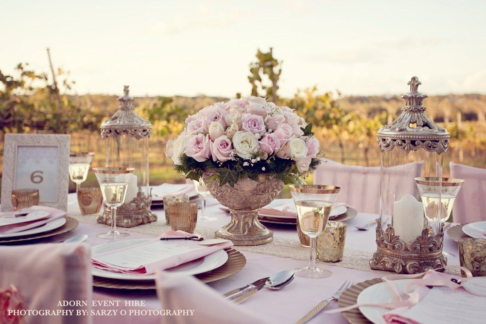 Styling and Hire: Adorn Event Hire Flowers: Bella Bloom Floral Design Photography: Timeless Tales Photography by Sarzy Venue: Sirromet Winery, Mt Cotton QLD Stationery: Celebration Design Studio