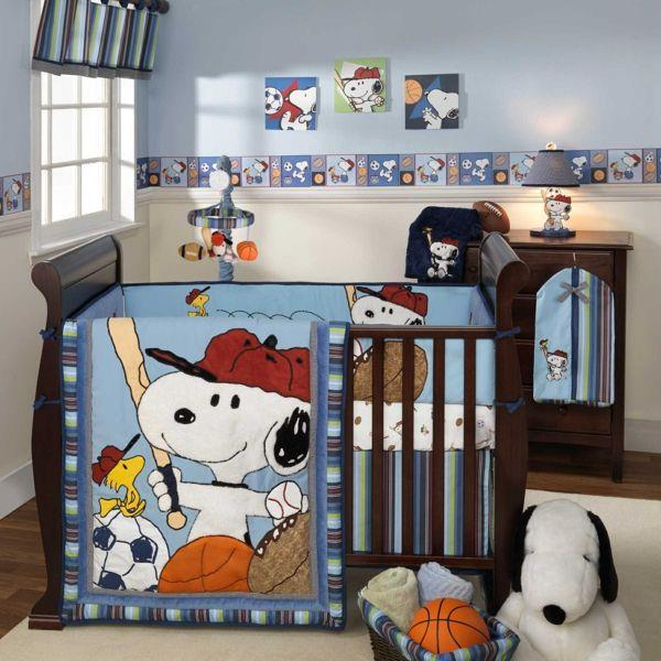 Wie Bordüre Babyzimmer zu einem fröhlichen Ort macht ...