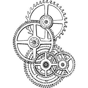 Coloring Pages Steam Punk