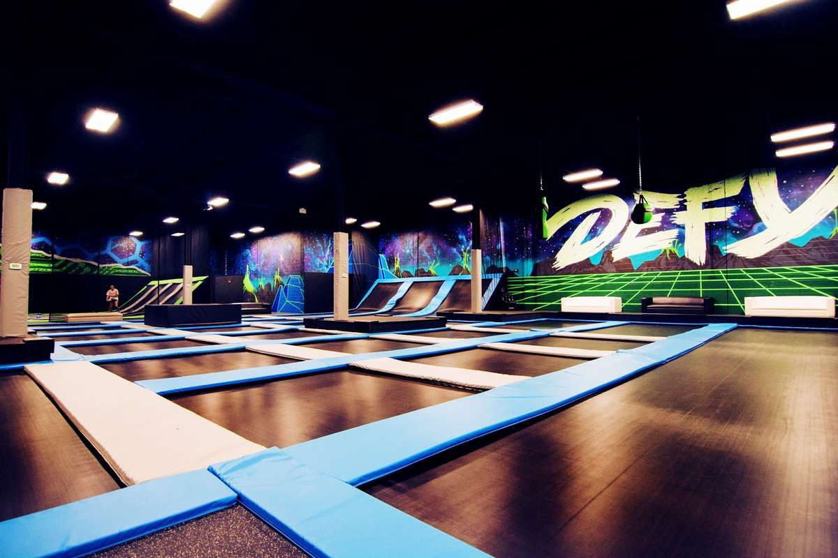 DEFY Extreme Air Sports Trampoline Park in