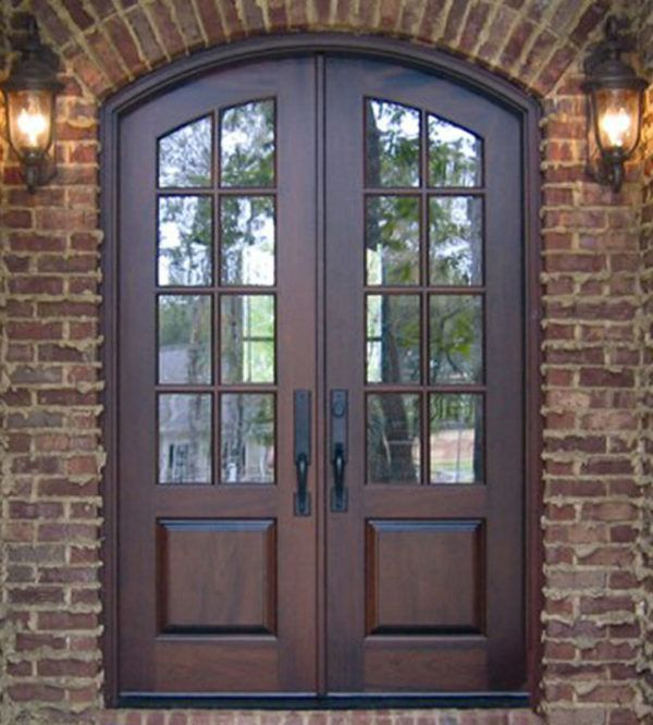 Colonial Style Iron Doors In 2020