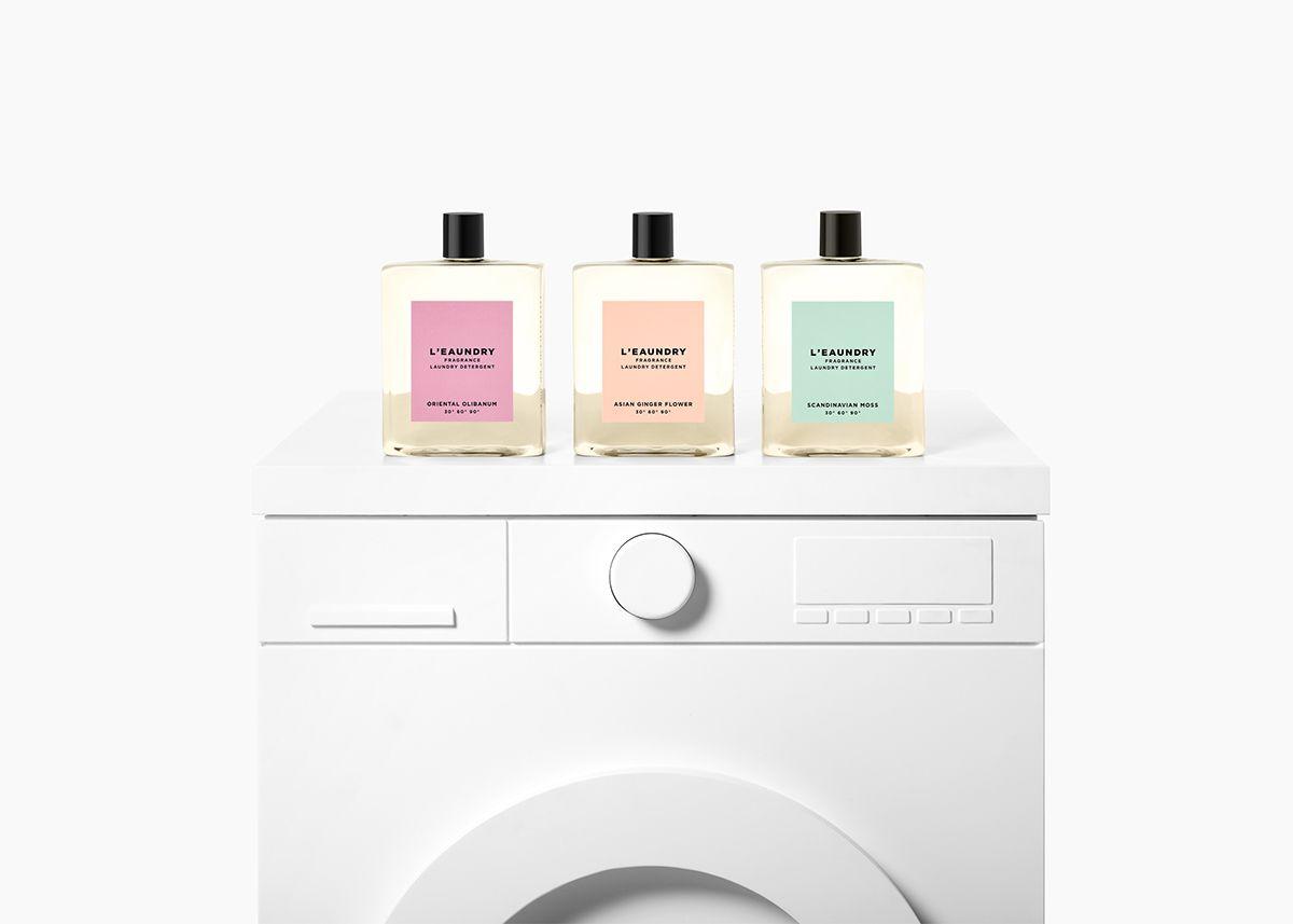 L Eaundry Fragrance Laundry Detergent On Behance Laundry