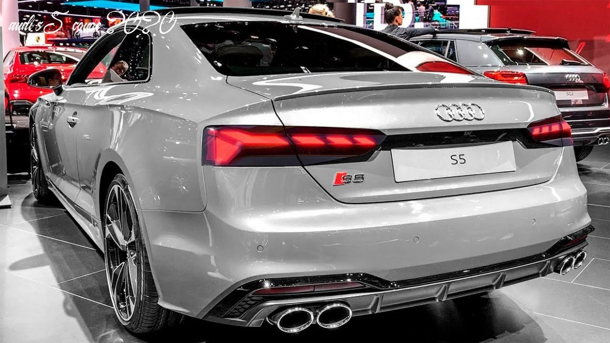 Audi S5 Coupe 2020 In 2020 Audi S5 High Performance Cars Performance Cars