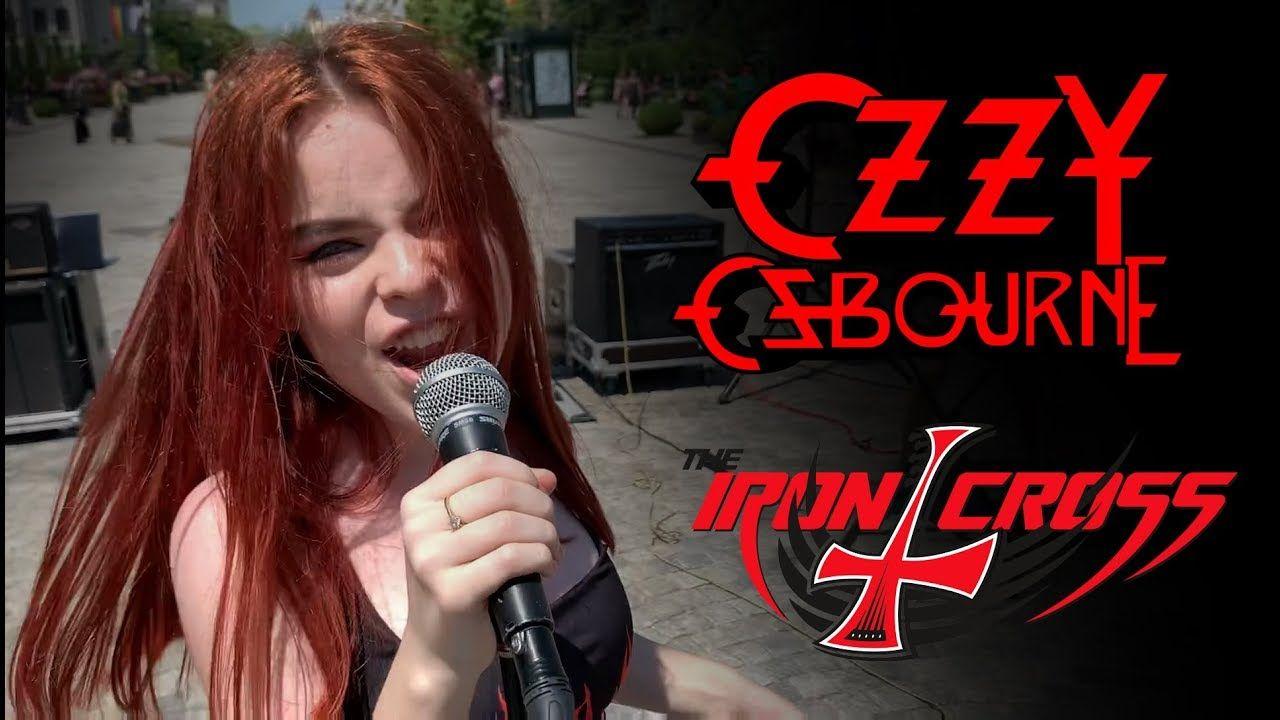 Crazy Train Ozzy Osbourne; By The Iron Cross YouTube