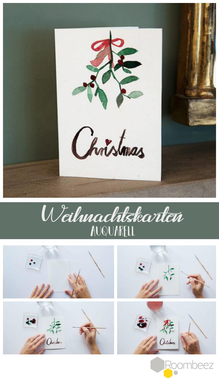 weihnachtskarten basteln ideen anleitungen zum selbermachen cards christmas cards and xmas. Black Bedroom Furniture Sets. Home Design Ideas