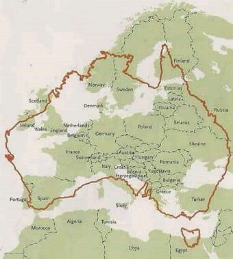 Australien Karta Lander.Cajsath Blogg Se Australien Ar Ett Stort Land Travel Pinterest