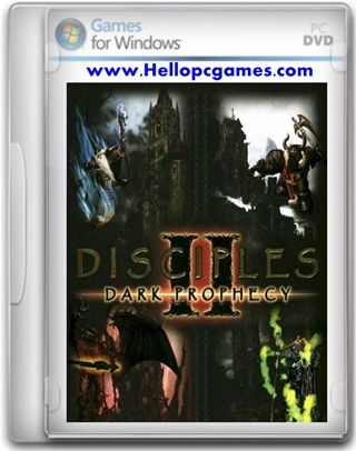 Disciples 2 Dark Prophecy Pc Game File Size 1 83 Gb System